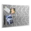 Umbra magneetbord prikbord grijs