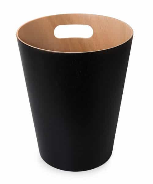 woordow papierbak zwart van umbra
