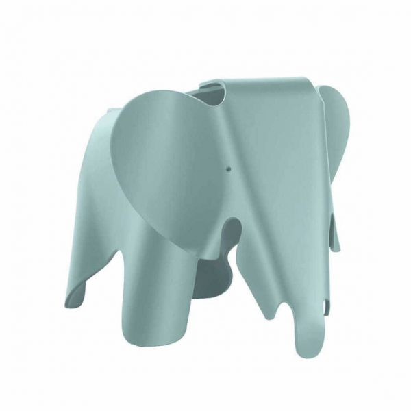 ice blue elephant by eames voor vitra accessoires
