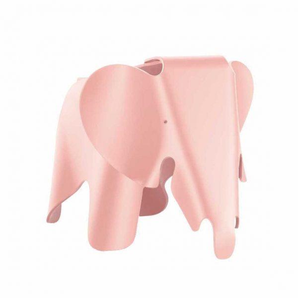 eames olifant roze van vitra
