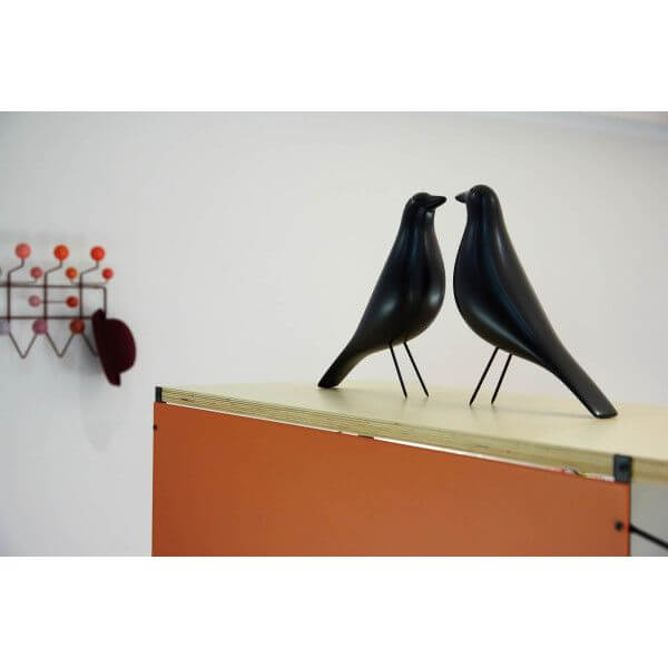 zwarte vitra house bird