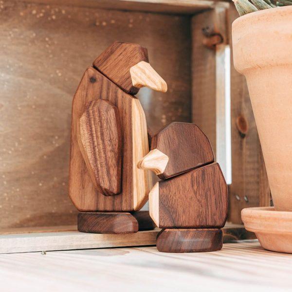 houten dieren