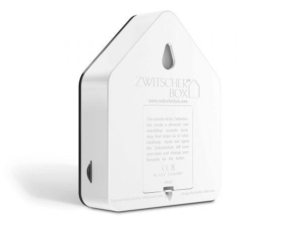 achterkant zwitscherbox wit