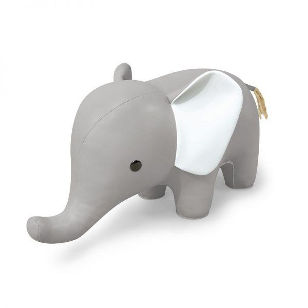 zuny large olifant grijs
