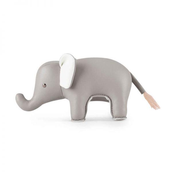 zijkant olifant zuny