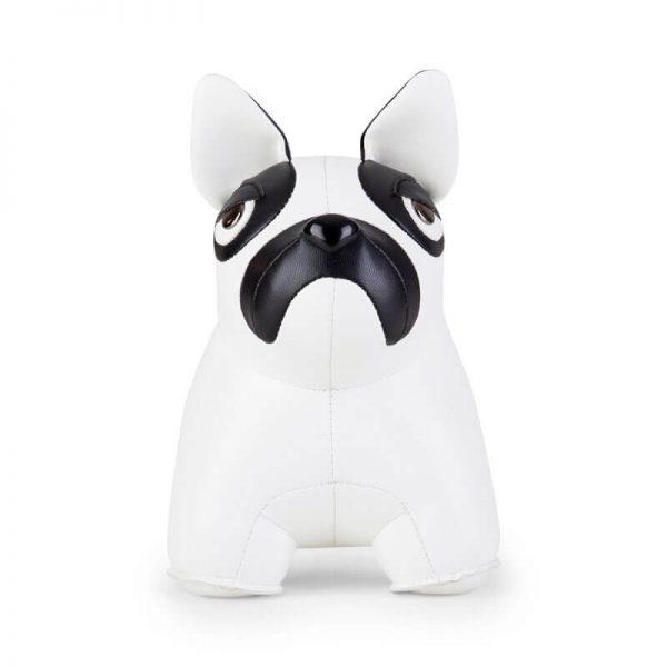 vooraanzicht franse bulldog