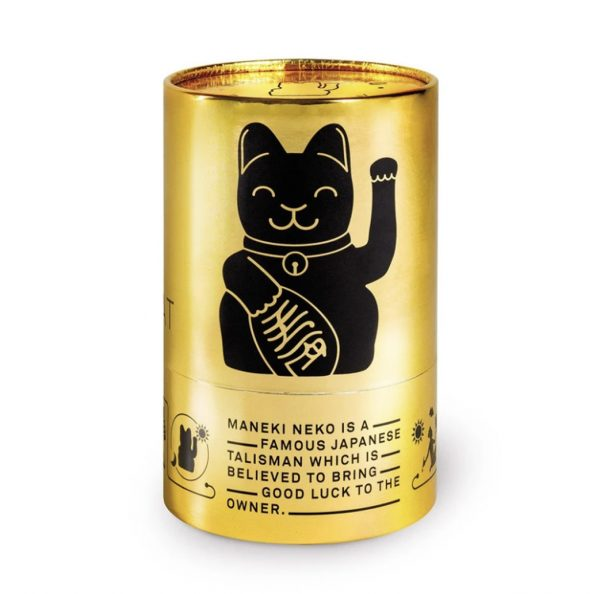 Lucky Cat Donkey products glossy zwart 3