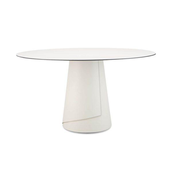 Ignore linoleum tafel rond 140 cm