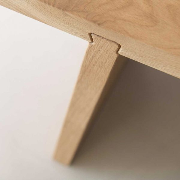 functionals dovetail bench hout