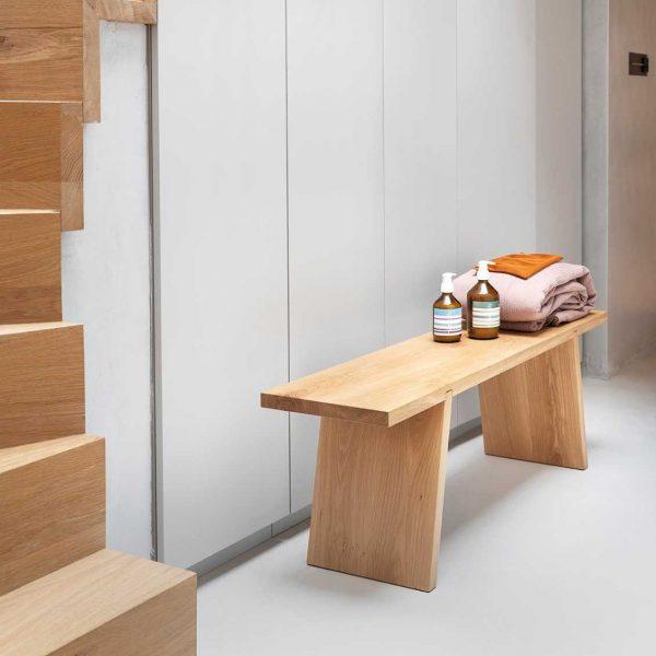 houten bankje functionals