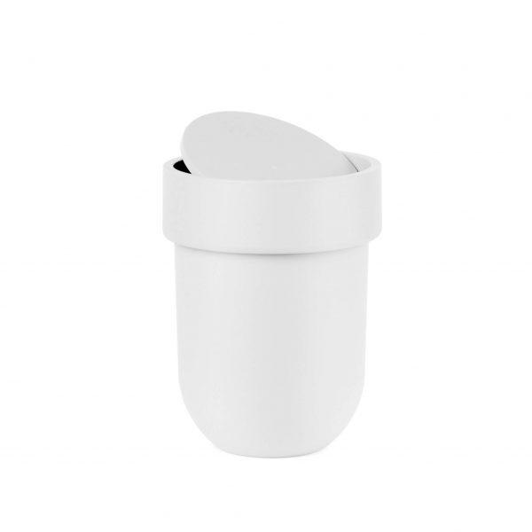 umbra touch toilet emmer wit