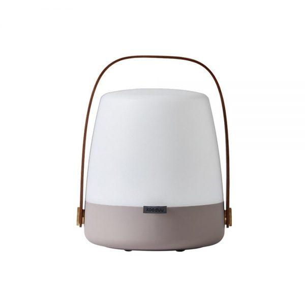 Lite-up Kooduu oplaadbare lamp buiten