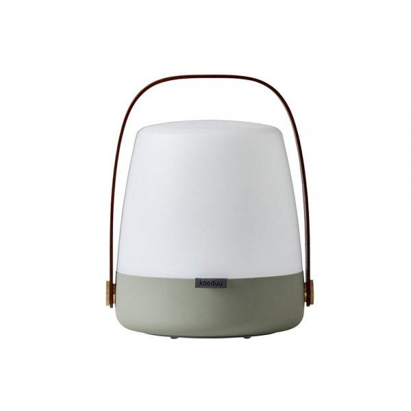 Kooduu oplaadbare lamp buiten