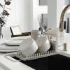 Umbra Udry afwasrek en mat voor gootsteen d-sire