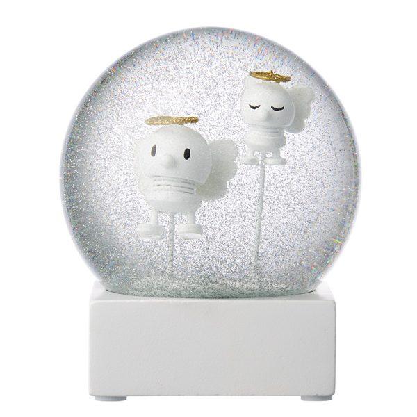 Hoptimist-Kerst Sneeuwbol- Engeltjessnow-Globe-Angel-91000-10
